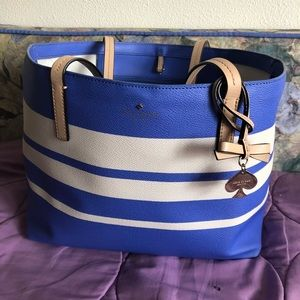 Gently used Kate spade tote bag
